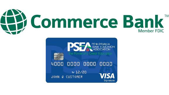 PSEA Visa Signature