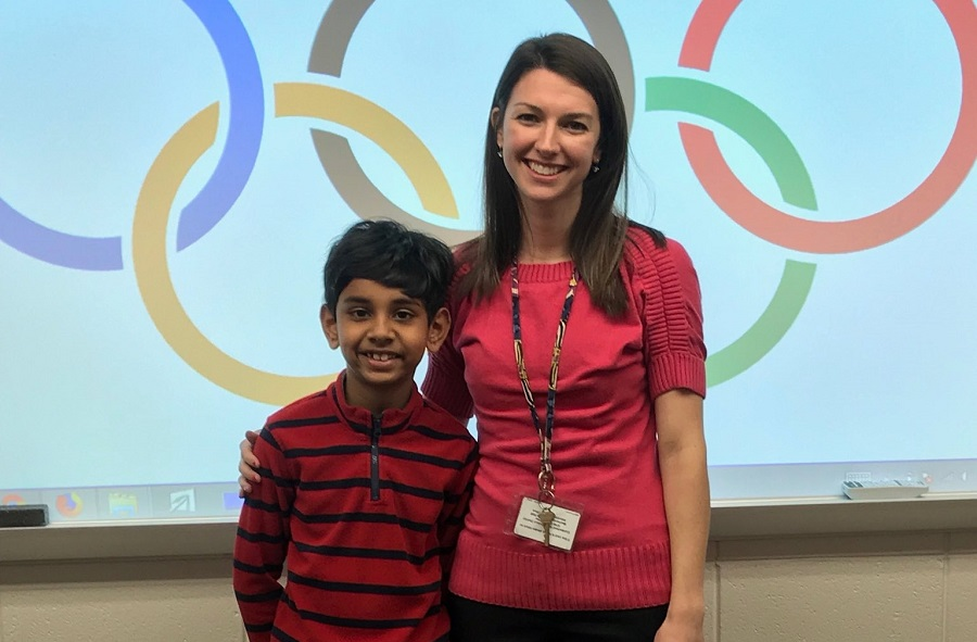 Kelly Emerick and Abhi