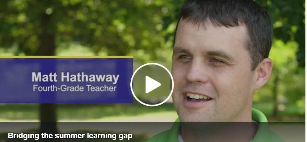 Matthew Hathaway: Teachers in the Parks
