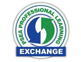 PSEA Professional Learning Logo