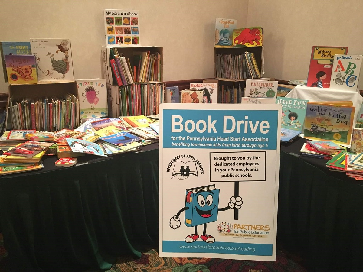 DPS Book Drive