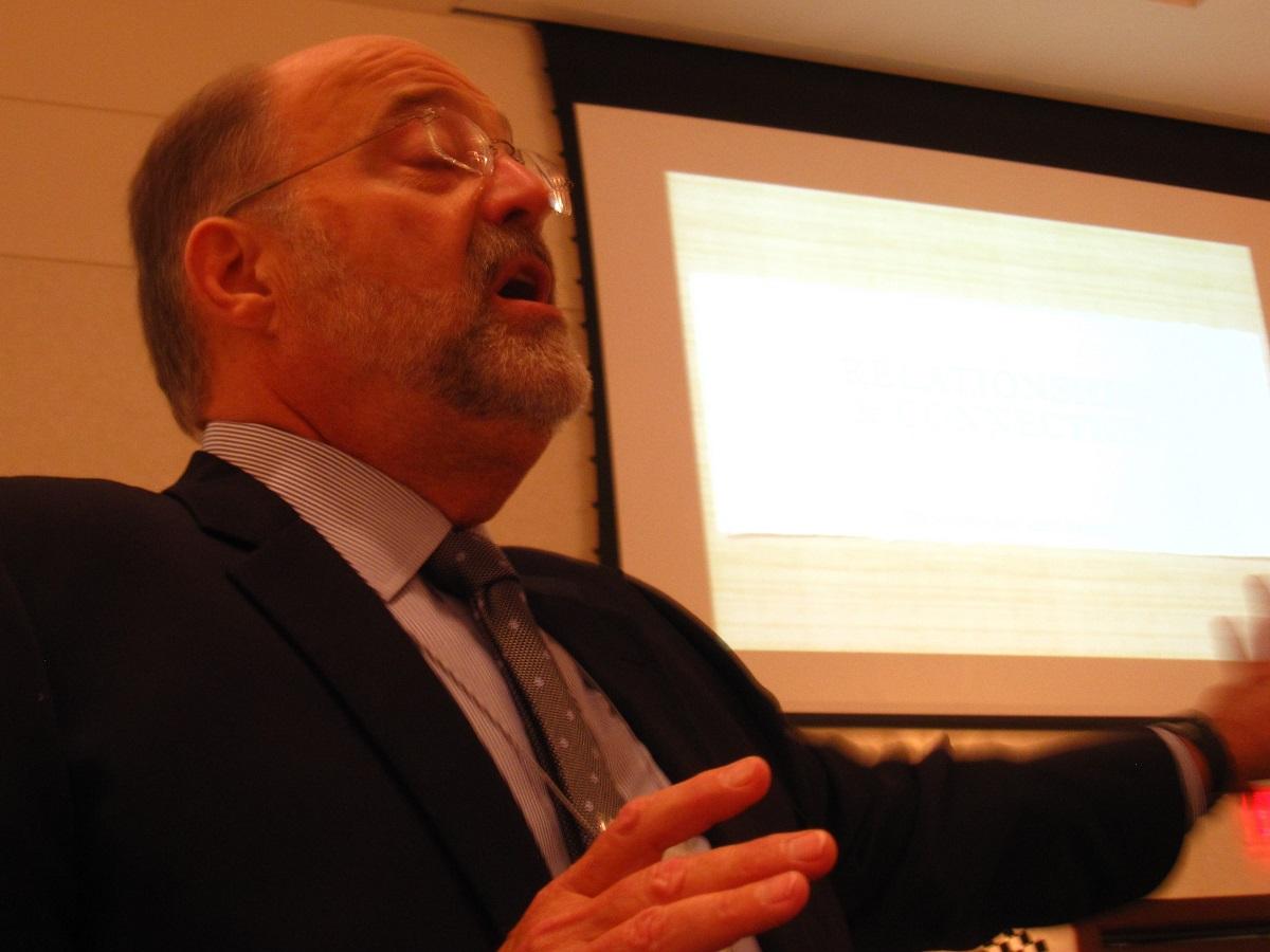 DPS Conference Keynote Speaker Thom Stecher