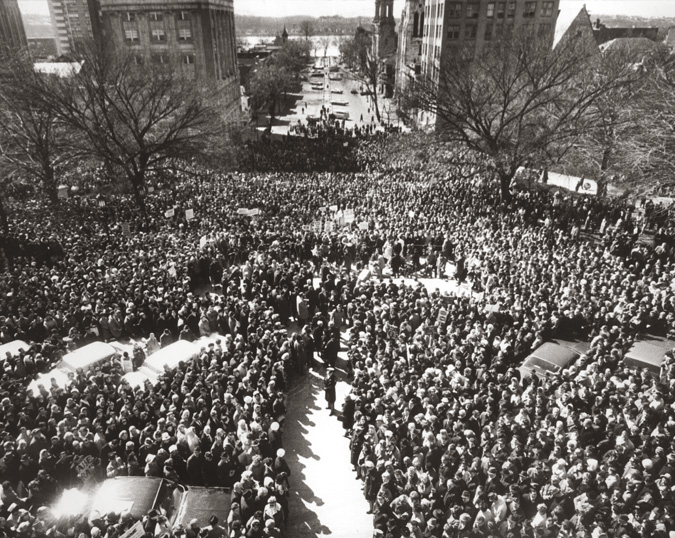 1968 Rally at the Capitol